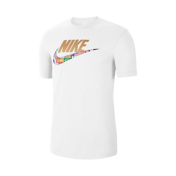Nike Sportswear Preheat Tee White