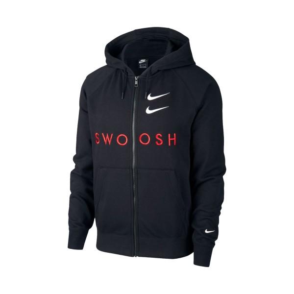 Nike Sportswear Swoosh Jacket Black