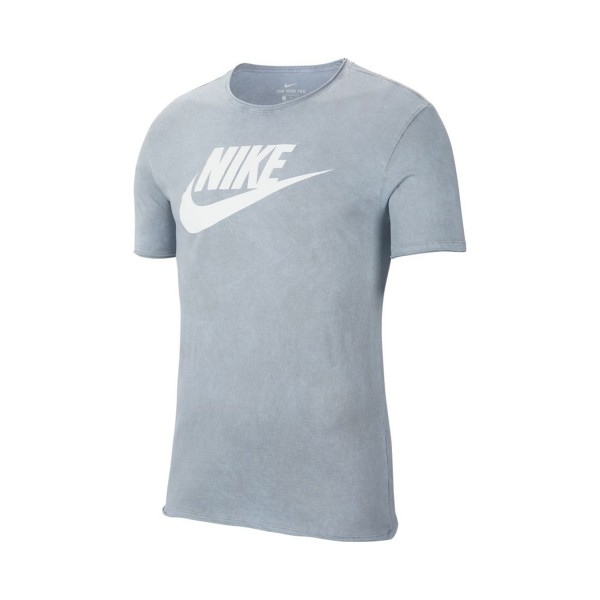 Nike Sportswear Futura Icon Wash Tee Grey
