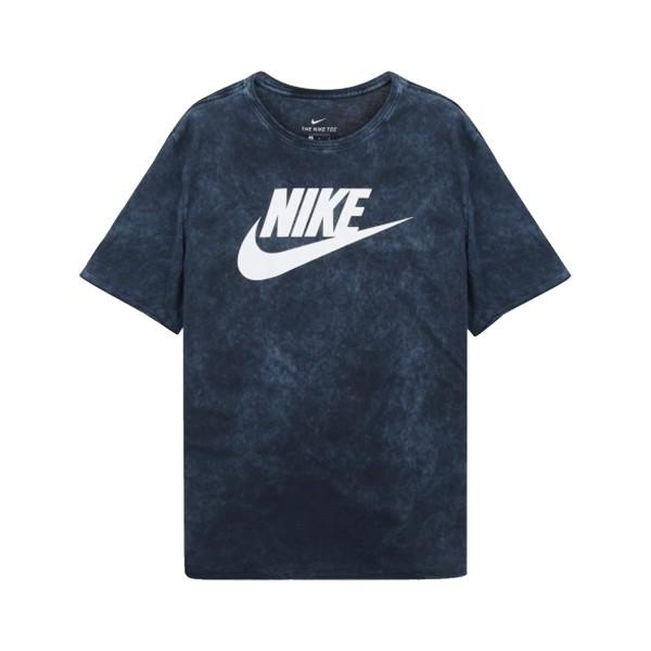 Nike Sportswear Futura Icon Wash Tee Blue
