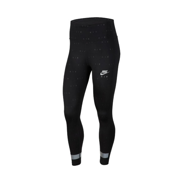 Nike Air 7/8 Running Tights Black