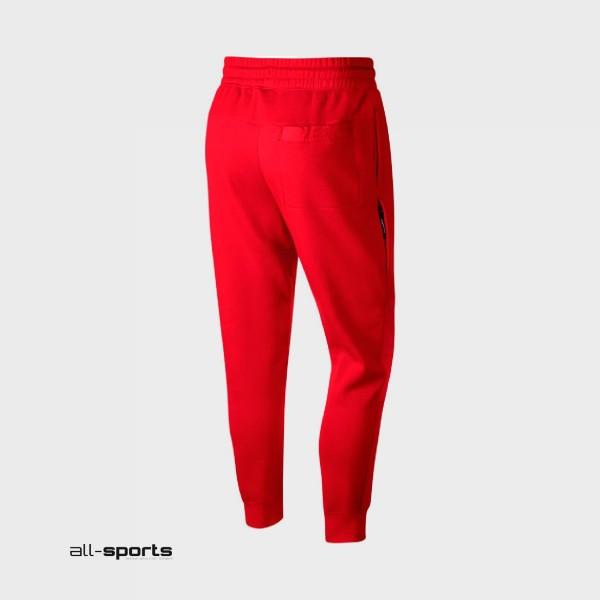Nike Sportswear Air Fleece Pants Red