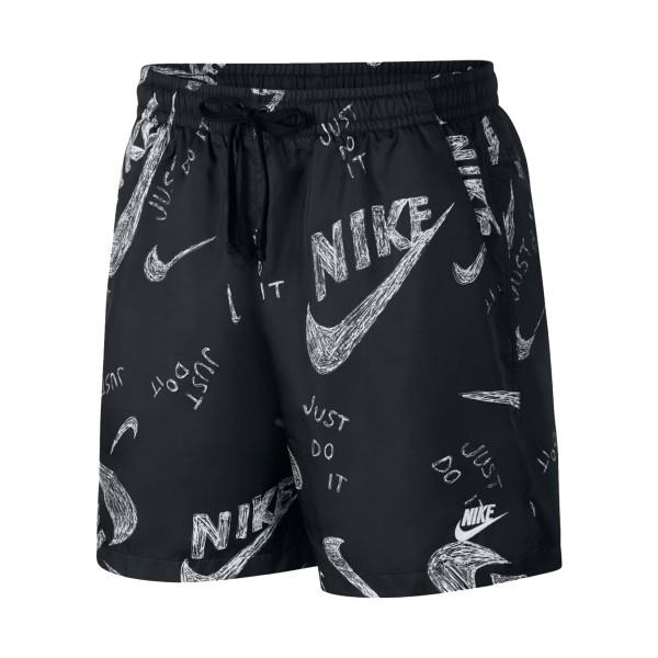 Nike Sportswear Print Black