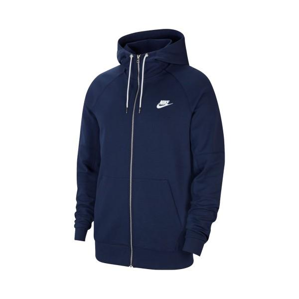 Nike Sportswear Full-Zip Fleece Blue