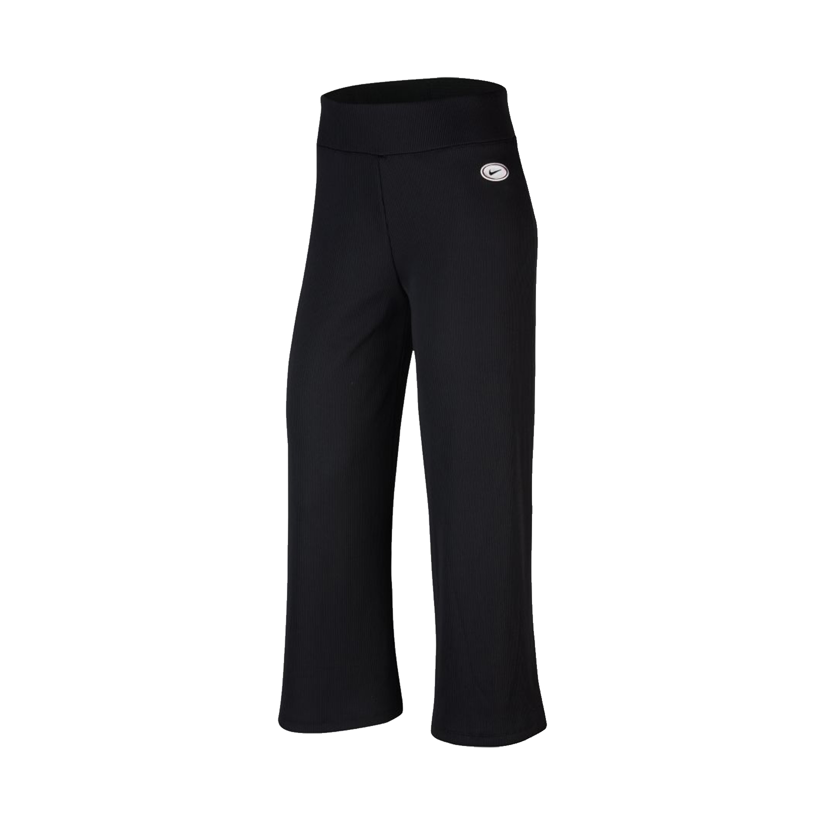 Nike Sportswear Ribbed Pants Black