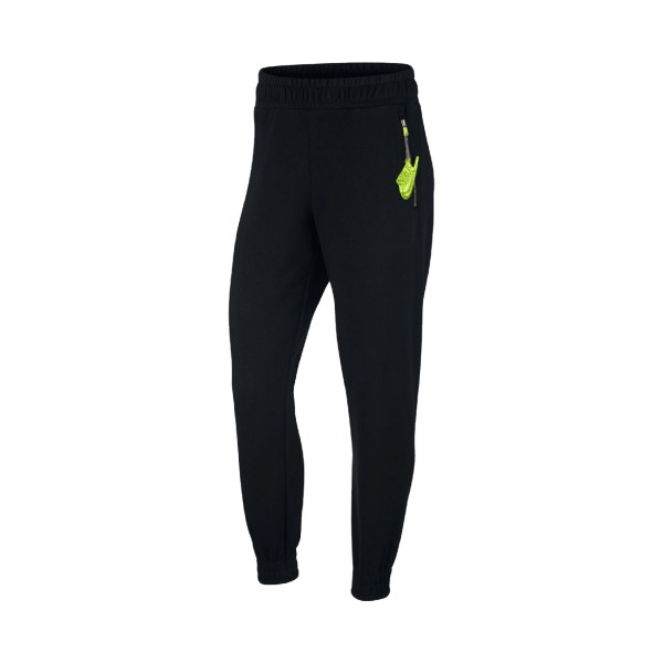 Nike Sportswear 7/8 Fleece Pants Black