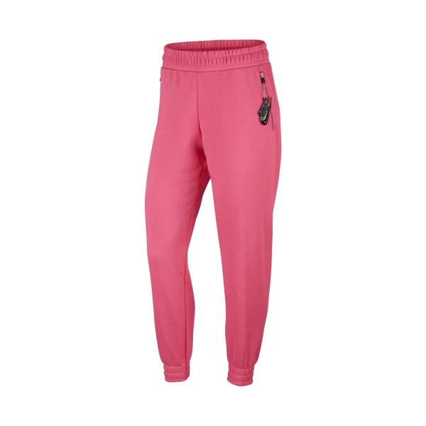 Nike Sportswear 7/8 Fleece Pants Pink