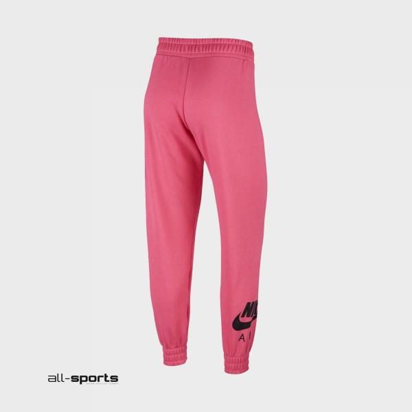 Nike Sportswear 7/8 Fleece Pants Pink