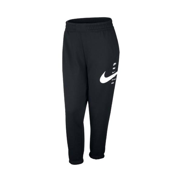 Nike Sportswear Swoosh Casual Pants Βlack