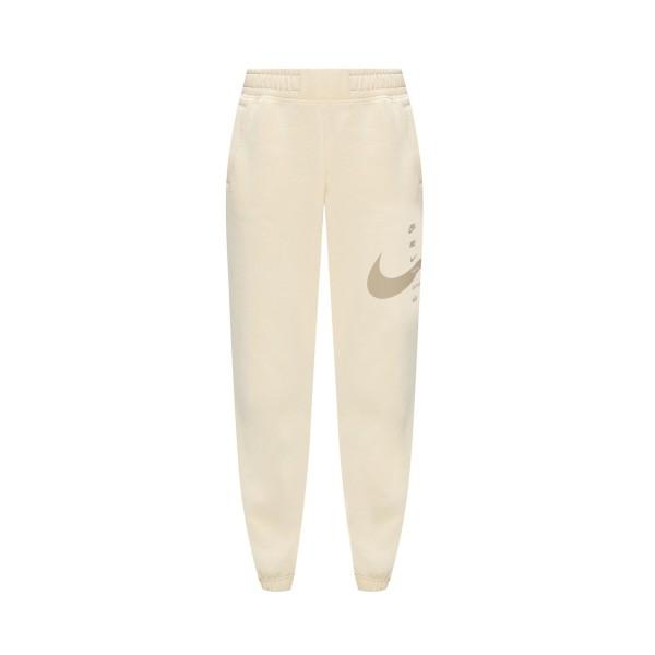 Nike Sportswear Swoosh Pants W Beige