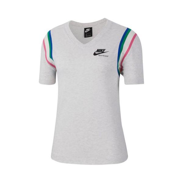 Nike Sportswear Heritage T-Shirt Grey