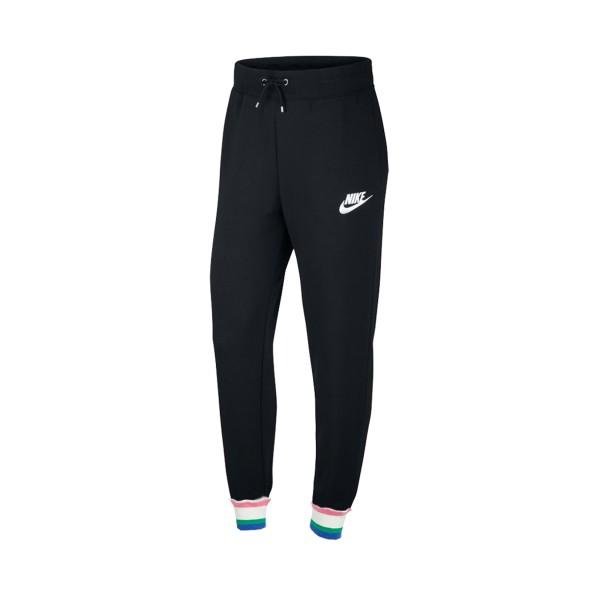 Nike Sportswear Heritage Fleece Jogger Black