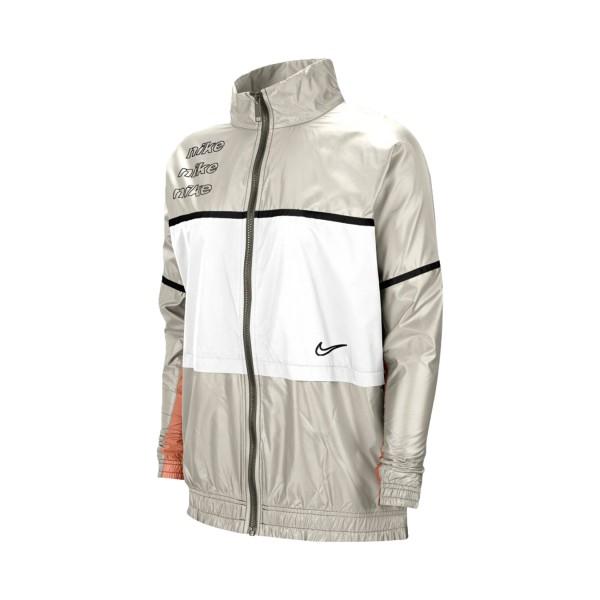 Nike WMNS Sportswear Woven Jacket Beige