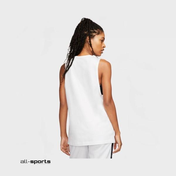 Nike Sportswear Muscle Tank White
