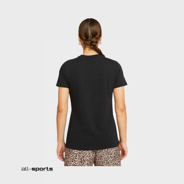 Nike Sportswear Print Pack SS Tee Black