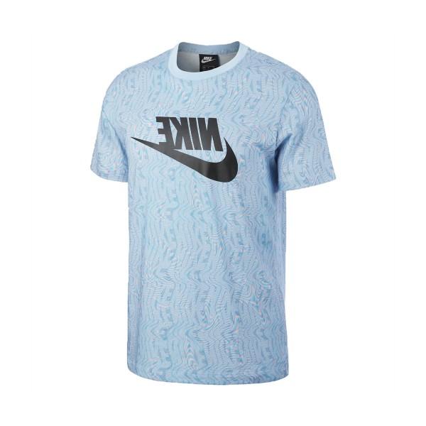 Nike Sportswear Fesival SS Tee Print Blue