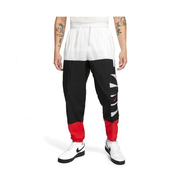 Nike Dri-FIT Starting 5 White - Black - Red