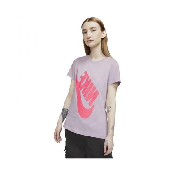 Nike Sportswear Festival Short Sleeve Tee Purple