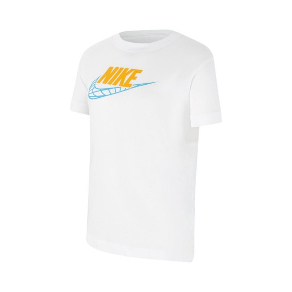 Nike Sportswear Kids' Tee Dptl Fall Fw Hook White