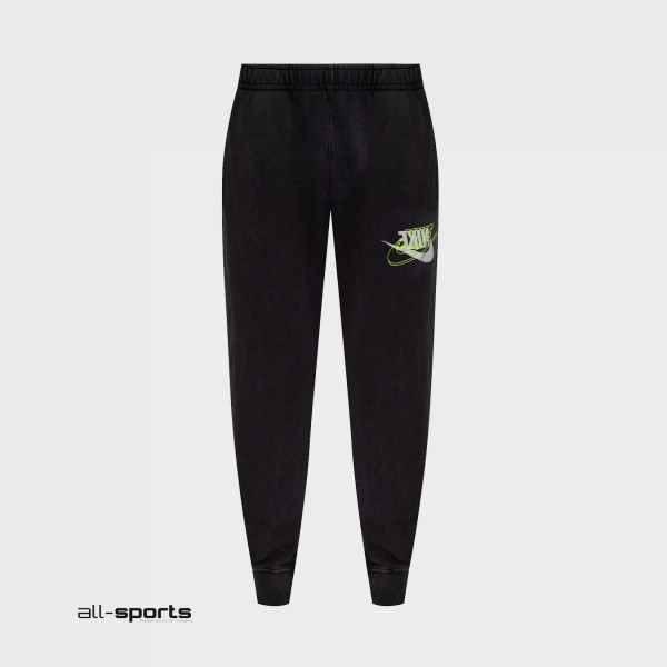 Nike Sportswear French Terry Joggers Black
