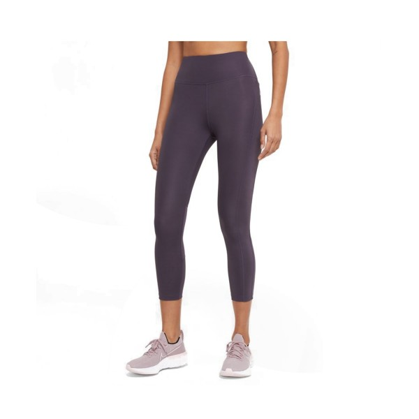 Nike Epic Fast Tight Crop Purple