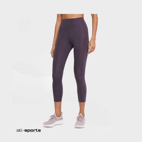 Nike Epic Fast Tight Crop Purple