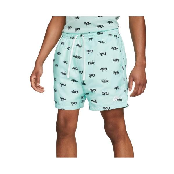 Nike Sportswear Club Woven Flow Shorts Light Blue