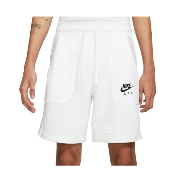 Nike Air French Terry Shorts White