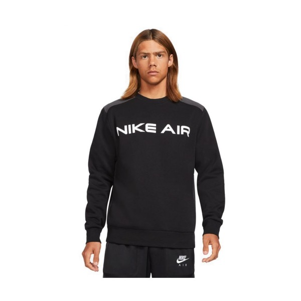 Nike Air Fleece Crew Black