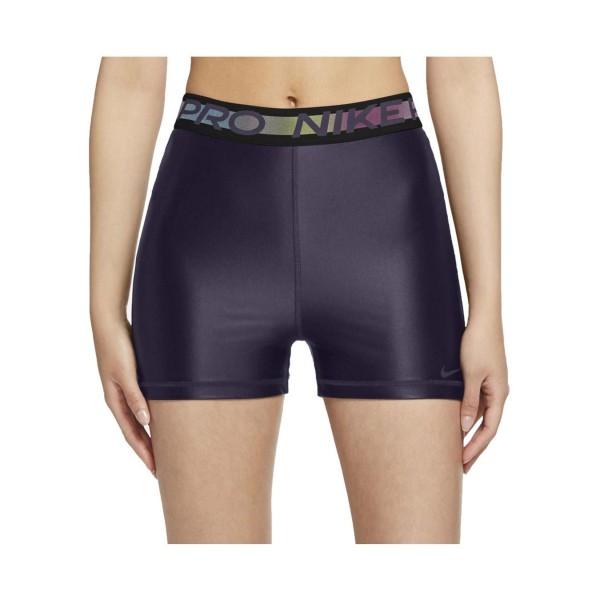 Nike Pro Shorts Μωβ