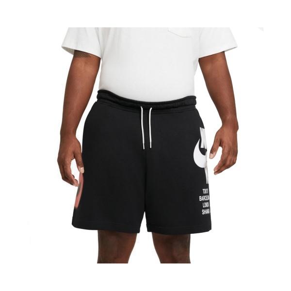 Nike Sportswear World Tour Shorts Black