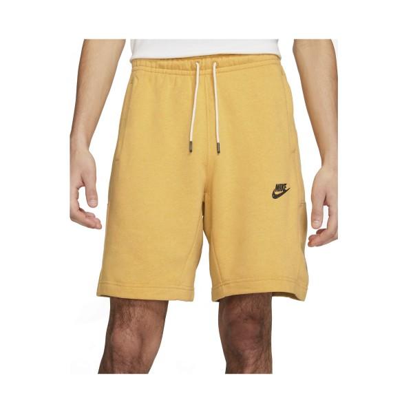 Nike Sportswear Fleece Shorts Yellow