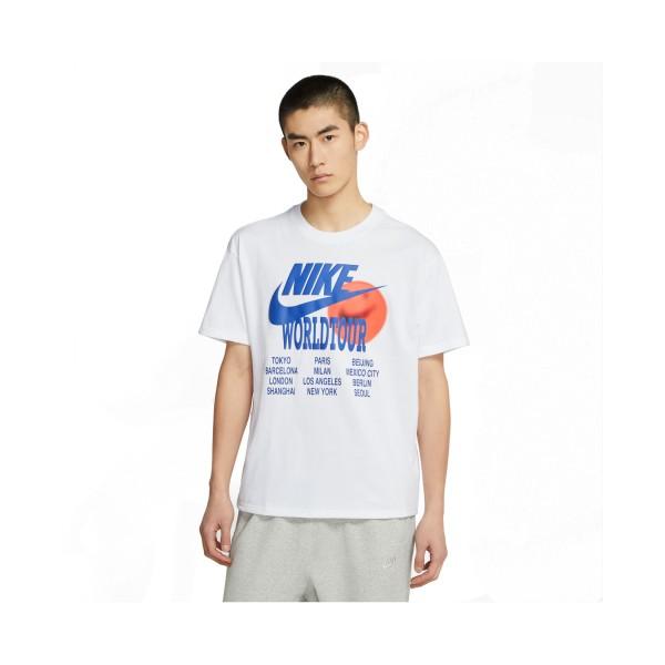 Nike Sportswear World Tour Tee White