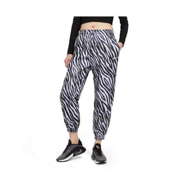 Nike Sportswear Icon Clash Zebra White - Black