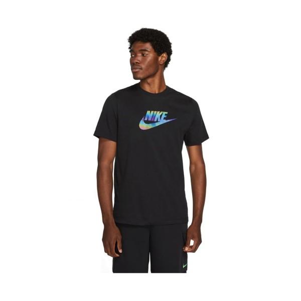 Nike Sportswear Tee Black - Iridescent