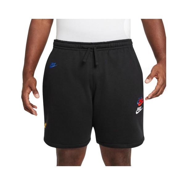 Nike Sportswear Essentials Plus Βερμουδα Μαυρο