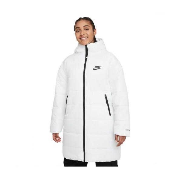 Nike Sportswear Therma-FIT Repel Γυναικειο Μπουφαν Λευκο