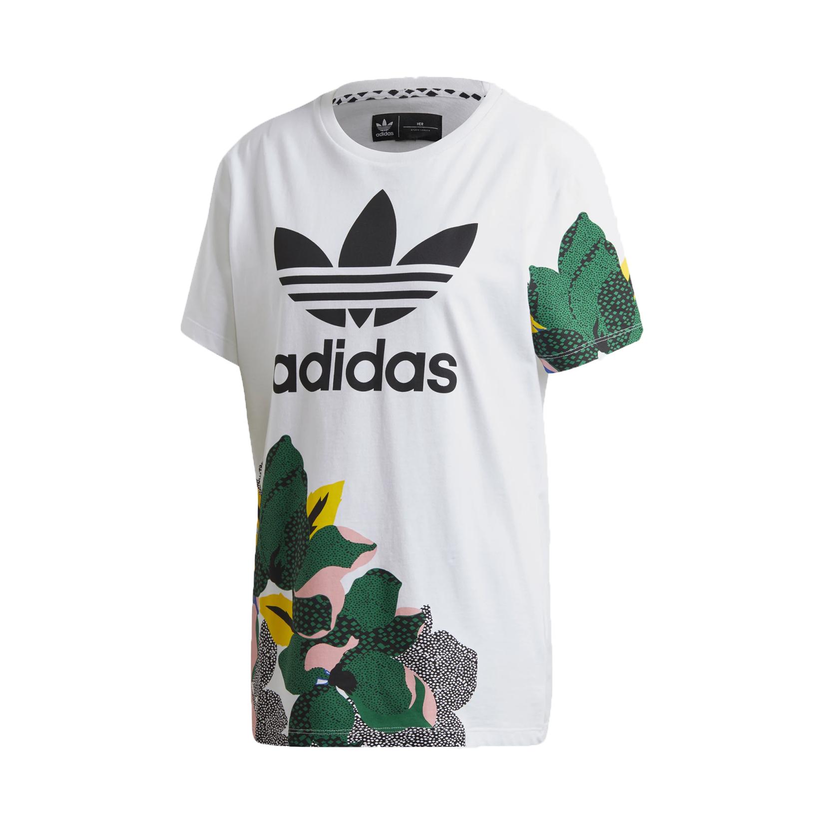 Adidas Originals Her Studio London Loose Tee White