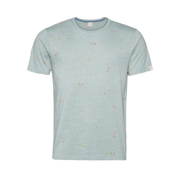 Protest Tocco T-Shirt Aqua Grey