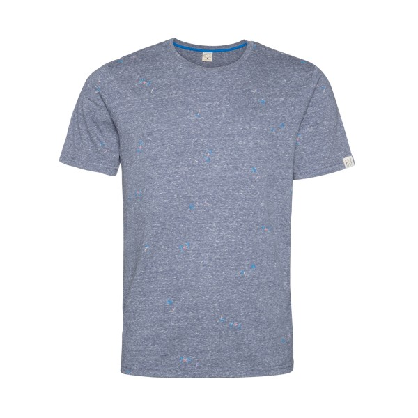 Protest Tocco T-Shirt Aqua Grey - Blue