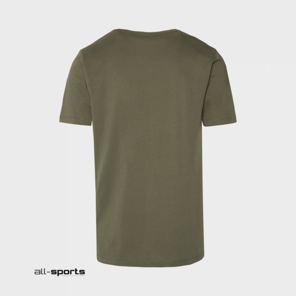 Protest Berry Tee Green