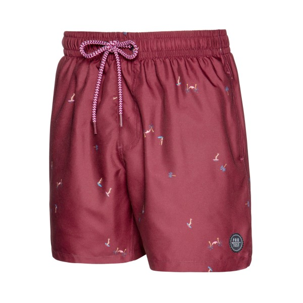 Protest Souflee Boardshorts Cherry