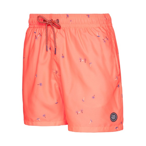Protest Souflee Shorts Neon Pink