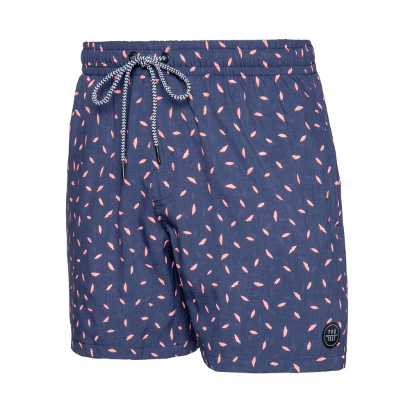 Protest Rafael Shorts Blue - Pink