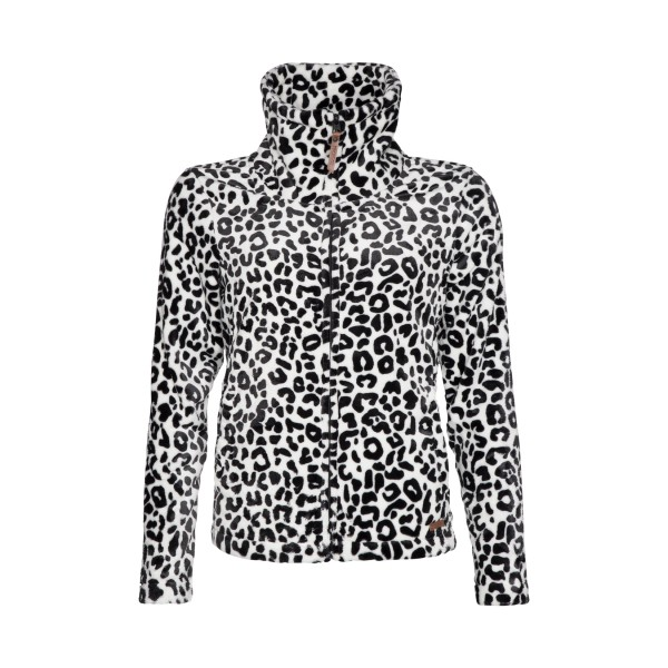 Protest Paco 20 Full Zip Animal Print