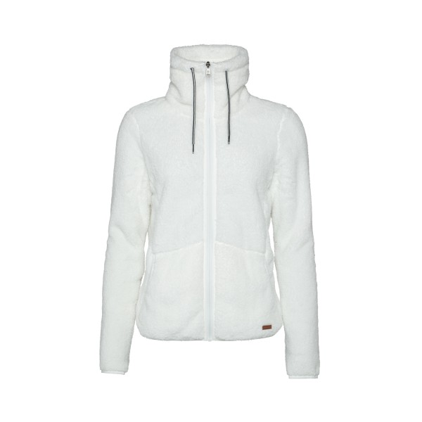 Protest Riri 19 Full Zip Top White