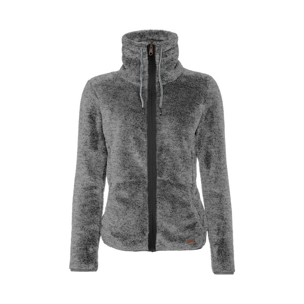 Protest Riri 19 Full Zip Top Grey