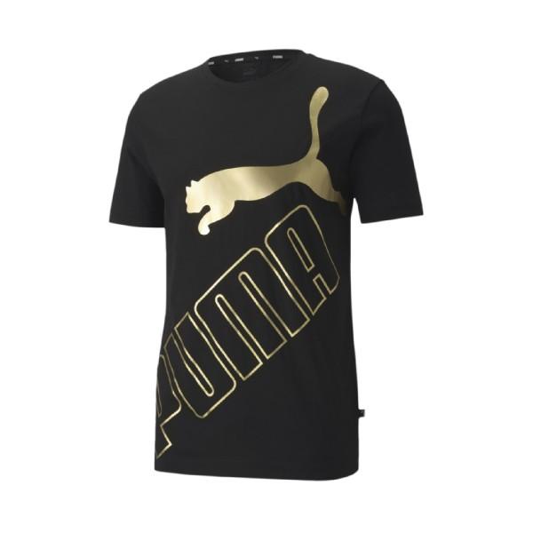 Puma Essential Big Logo Black
