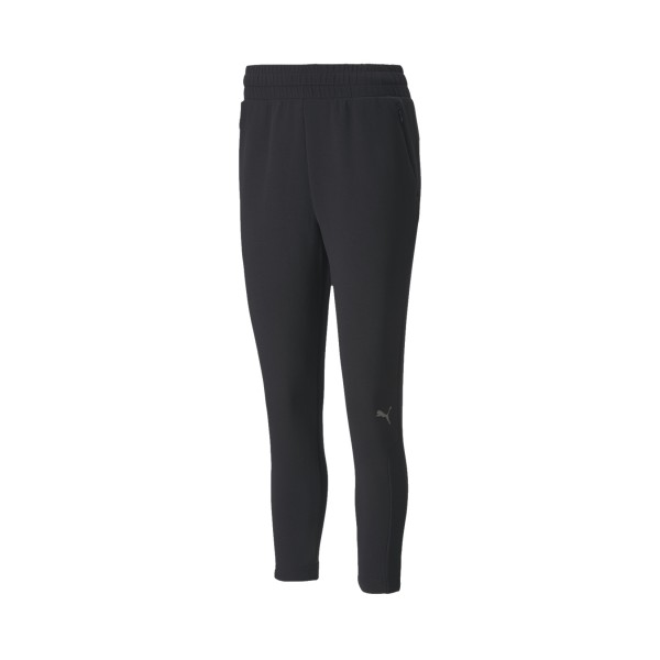 Puma Evostripe Knitted Sweatpants Black