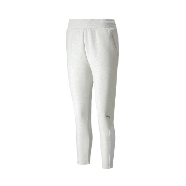 Puma Evostripe Knitted Sweatpants White
